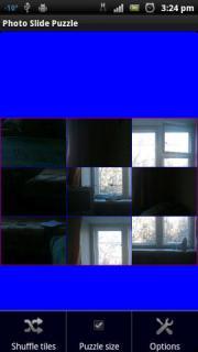 Photo Slide Puzzle