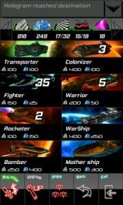 Space STG II
