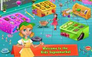 Supermarket Kids Shopping
