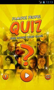 Famous Quiz