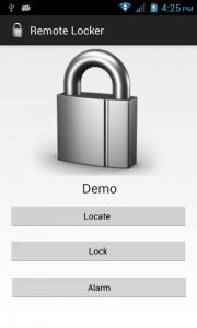 Remote Locker