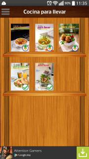 Cocina para llevar