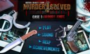 Murder I Solved - Bloody Knife