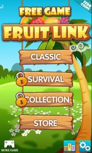 Fruit Link-Free Game