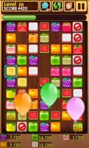 Fruit Link-Free Game