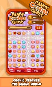 Candy Cookies Quest