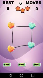 Color Hearts