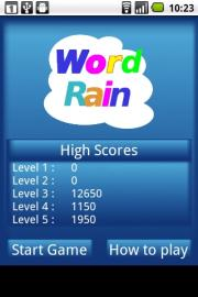 WordRain