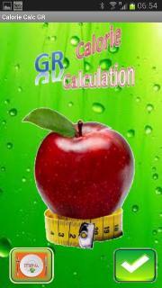 Calorie Calc GR