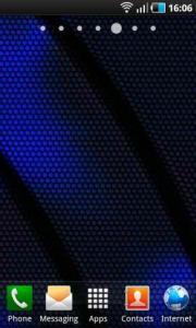 Nano Armor Blue