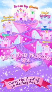 Love Land Princess Spa