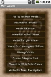 Most Wanted! Free