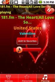Valentine Radio Lite