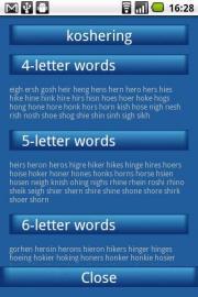 WordPoly