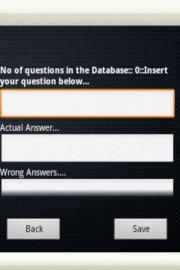 Quizzo Quiz Creator