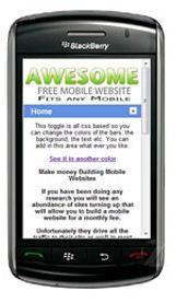 Building Mobile Websites