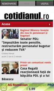 AG Romanian Newspapers FREE
