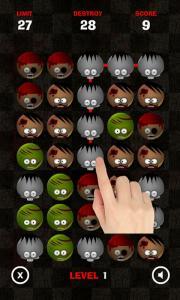 Halloween Zombie Crush