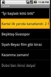 Haberci Beşiktaş