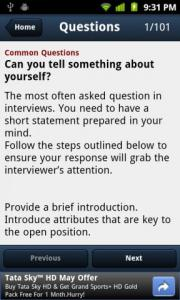 HR Interview Questions Lite