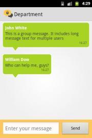 Bopup Messenger
