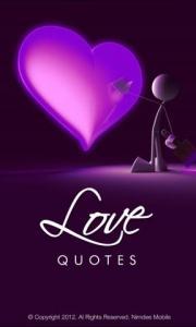Love & Romance Quotes