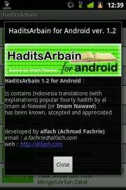 HaditsArbain