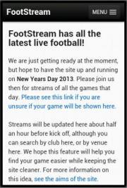 FootStream