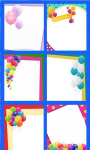 Create Cards: Happy Birthday