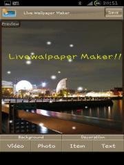Live Wallpaper Maker