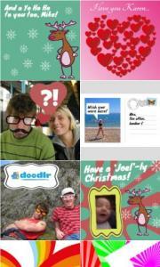 Doodlr Greeting Cards