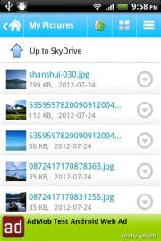 SkyDrive Assistant