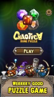 Chaotica Rune Puzzle