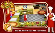 Pizza and Sandwich Stand 2