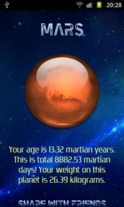 Solar System Calculator
