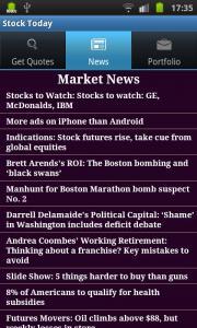 Stock Today
