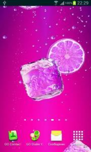 Juice Wallpaper