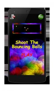 Shoot The Bouncing Balls