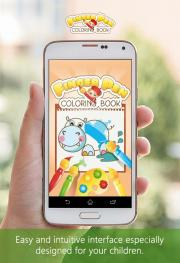 FingerPen Coloring Book