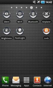 Perfect Lock Screen Toggle