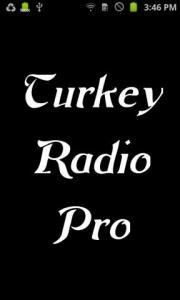 Turkey Radio Pro