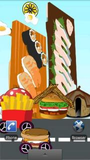 Yummy City Live Wallpaper