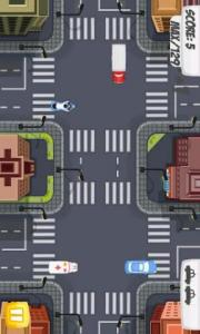 Traffic Rush Car Conductor