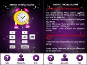 Smart Talking Alarm