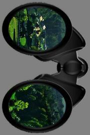 Binoculars Zoomer Tool