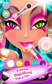 Princess Magnificent Make Up Salon