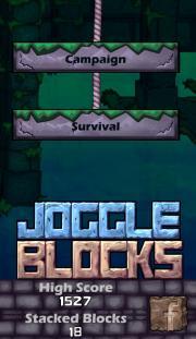 Joggle Blocks