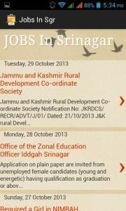 Jobs In Sgr
