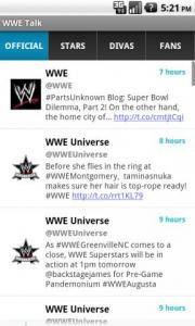 WWE Talk