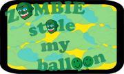Zombie Stole My Balloon